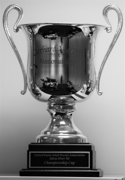 """Gerhard Mengel,"" Over-30 National Championship Cup"