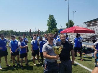 Kickers FC, Region III