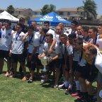 LA Wolves FC: Region IV Amateur Cup Champions