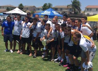 LA Wolves FC, Region IV