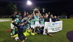 Lansdowne Bhoys are 2017 Amateur Cup Champions and take 1st Fritz Marth Trophy
