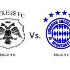 Live Stream for Kickers FC vs. Bavarian SC Semifinal