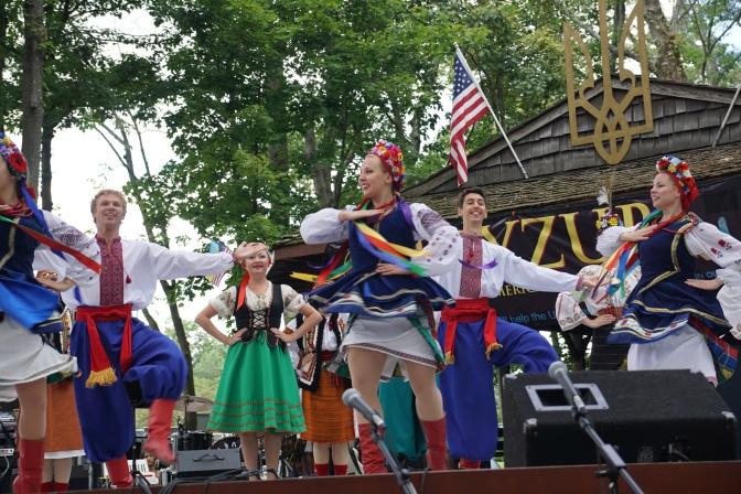 Tryzub Ukrainian Dancers