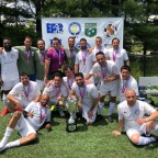 Pancyprian Freedoms: 2019 Region I Over-30 Cup Champions