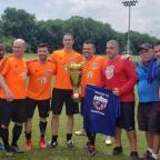 Kickers FC: 2019 Region III Over-40 Cup Champions
