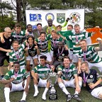 Lansdowne Yonkers FC: 2019 Region I Open Cup Champions