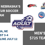 Enter the 2019 Nebraska Adult State Championships