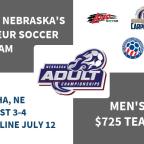 Enter the 2019 Nebraska Adult State Championships